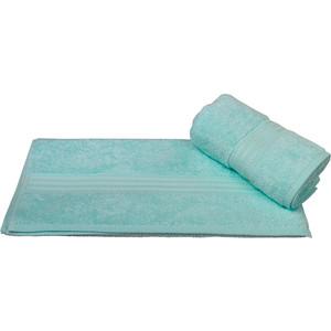 Полотенце махровое Hobby home collection Lavinya бледно-бирюзовый 70x140 (1501001478) полотенце махровое hobby home collection lavinya светло пудра 70x140 1501001475