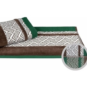 Полотенце махровое Hobby home collection Nazende зелёный 70x140 (1501001736) полотенце махровое hobby home collection lavinya светло пудра 70x140 1501001475