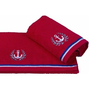 Полотенце махровое Hobby home collection Maritim красный 70x140 (1501001458) maritim hotel mauritius