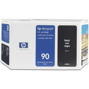 Картридж HP черный N90 (C5058A) картридж hp inkjet cartridge 90 black c5058a