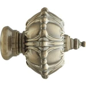 Наконечники 2 штуки DDA 28 мм Антик Золото антик (28.01.50.101 ) музыкальный сувенир цепочка много кулонов антик цепочка много кулонов антик