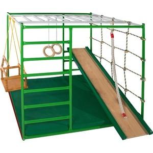 Детский спортивный комплекс КМС Муравейник 1 плюс с горкой спортивные комплексы вертикаль а1 п детский спортивный комплекс с горкой