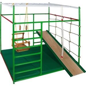 Детский спортивный комплекс КМС Муравейник 2 плюс с горкой спортивные комплексы вертикаль а1 п детский спортивный комплекс с горкой