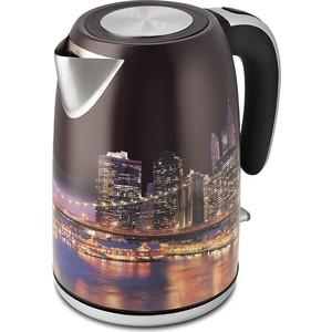 Чайник электрический Polaris PWK 1853CA City вентилятор polaris psf 40 rc w