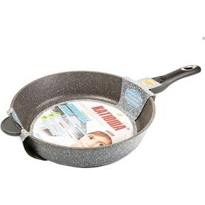 Сковорода d 22  см со съемной ручкой Катюша (КТ-7022) сковорода для блинов d 26 см катюша кт 9226
