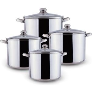 Набор посуды 8 предметов Kelli (KL-4254) набор ножей kelli kl 2110
