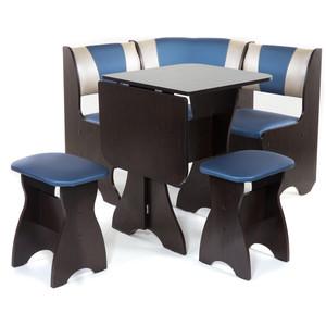 Набор мебели для кухни Бител Тюльпан мини - комби (венге, терра эффект-114 + с-101, венге) 101 розовый тюльпан