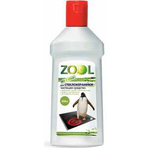 Аксессуар ZOOL ZL 385 Чистящее средство для стеклокерамических плит
