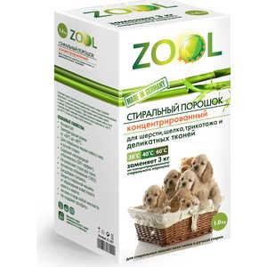 Аксессуар ZOOL ZL 357 Стиральный порошок концентрированный для деликатных тканей 1 кг