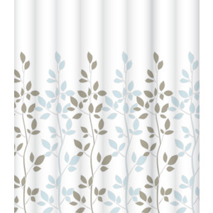 Штора для ванной Lemark Floral mists (C2018T032) floral cage wall decal