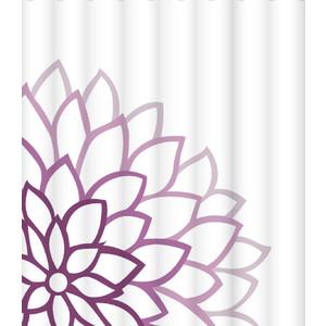 Штора для ванной Lemark Lilac passion (C1820T007) цена