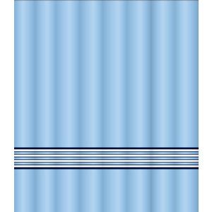 Штора для ванной Lemark Sea waves (C2018T022) цена