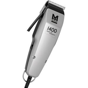 Машинка для стрижки волос Moser 1400-0451 машинка для стрижки волос moser 1400 0451 серебристый чёрный