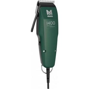Машинка для стрижки волос Moser 1400-0452 машинка для стрижки волос moser 1400 0451 серебристый чёрный