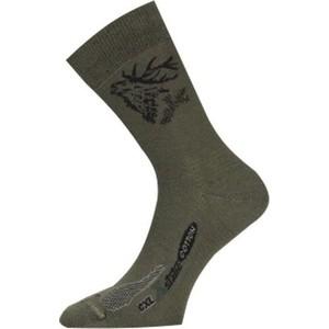 Носки Lasting тонкие удлиненные трекинговые CXJ  - купить со скидкой