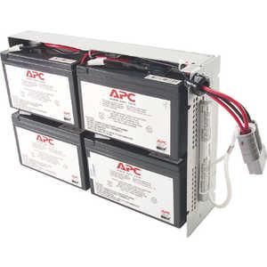ИБП APC Battery replacement kit for SUA1000RMI2U, SU1000RM2U, SU1000RMI2U (RBC23)