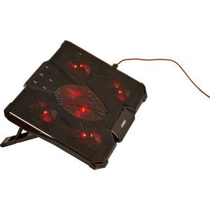 Фотография товара подставка для ноутбука REEX GT-335 B/R red (822359)