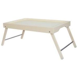 Столик-поднос Мебелик Селена слоновая кость
