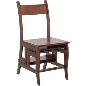 Стул-трансформер Мебелик Селена средне-коричневый. стул селена мебелик стул селена