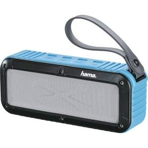 Портативная колонка HAMA Rockman-L синий zogaa тёмный синий цвет номер l