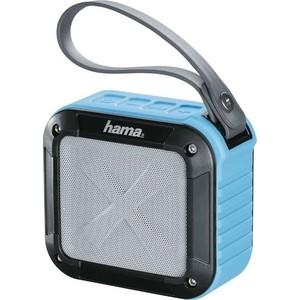 Портативная колонка HAMA Rockman-S синий портативная колонка hama pocket синий