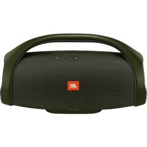 Портативная колонка JBL Boombox green protective case for jbl boombox portable wireless bluetooth speaker storage pouch bag for jbl boombox travel carrying eva case