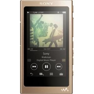 MP3 плеер Sony NW-A45HN gold