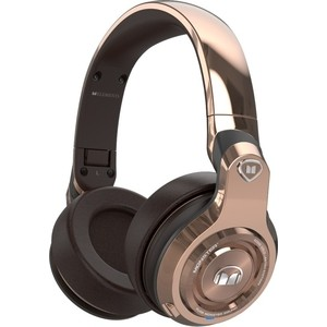 Наушники Monster Elements Over-Ear Wireless rose gold (137051-00) охватывающие наушники monster adidas originals over ear headphones blue