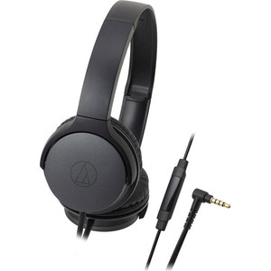 Наушники Audio-Technica ATH-AR1iS black наушники audio technica ath sr5bt black