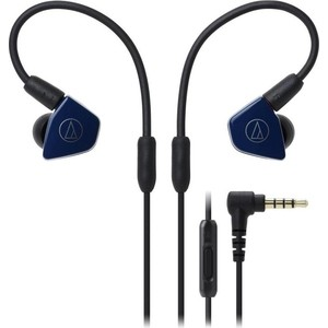 Фото Наушники Audio-Technica ATH-LS50iS blue