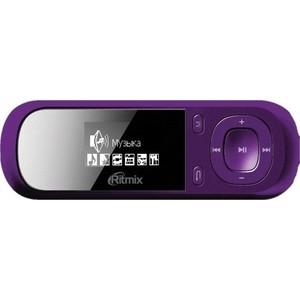 MP3 плеер Ritmix RF-3360 4Gb violet прогулочные коляски capella сибирь s 901wf air