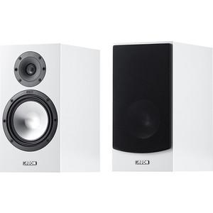 Полочная акустика Canton GLE 436.2 white напольная акустическая система canton gle 496 white white fabric cover