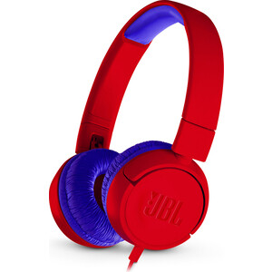 Наушники JBL JR300 red gbtiger red