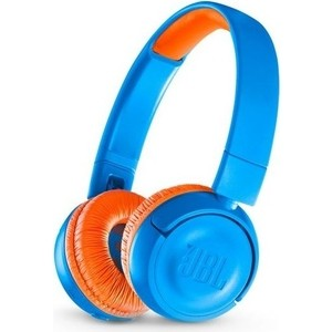 Наушники JBL JR300BT blue цена и фото