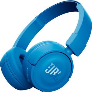 Фотография товара наушники JBL T460BT blue (823316)
