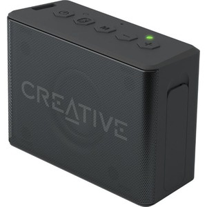 Портативная колонка Creative MUVO 2c black колонка creative muvo 2 blue 51mf8255aa002