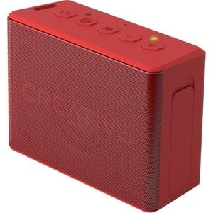 Портативная колонка Creative MUVO 2c red