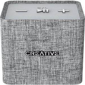 Портативная колонка Creative NUNO micro grey creative nuno micro black портативная акустическая система 51mf8265aa000