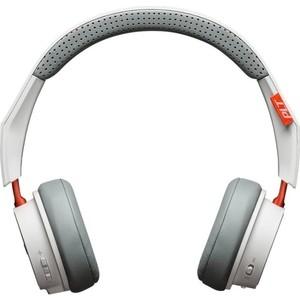 Наушники Plantronics BackBeat 500 белый plantronics backbeat pro 2 se grey 207120 05