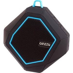 Портативная колонка Ginzzu GM-871B ручной пылесос handstick ginzzu vs407 90вт черный