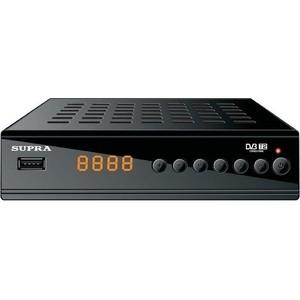 Тюнер DVB-T2 Supra SDT-101C