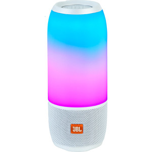 Портативная колонка JBL Pulse 3 white колонка xdream x vibe 3 0 white green