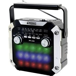 Радиоприемник Сигнал РП-228 радиоприемник сигнал рп 229