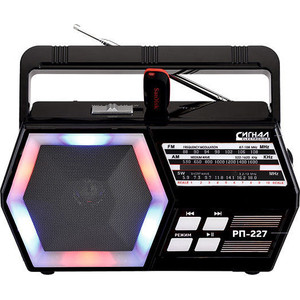 Радиоприемник Сигнал РП-227 сигнал electronics рп 308
