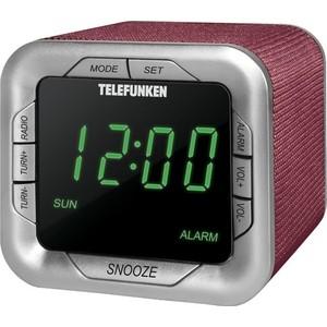 цена на Радиоприемник TELEFUNKEN TF-1505 бордо