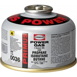 Баллон Primus газовый Power Gas 100g (220662) цена и фото
