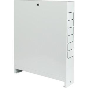 Шкаф распределительный STOUT наружный 6-7 выходов (ШРН-2) 651х120х554 мм (SCC-0001-000067) шкаф коллекторный stout scc 0001 000045 651х120х454 мм наружный