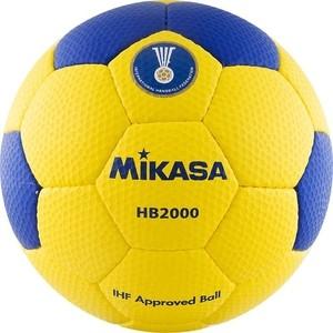 Мяч гандбольный Mikasa HB 2000 р. 2 (одобрен IHF) мяч гандбольный select match soft ihf р 3