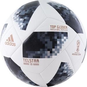 Мяч футбольный Adidas WC2018 Top Glider (CE8096) р.5