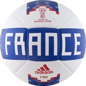 Мяч футбольный Adidas WC2018 Capitano FFF (CF2325) р.5 мяч футбольный select talento арт 811008 005 р 3